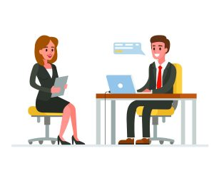 body language interview tips